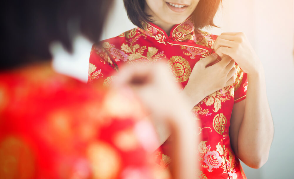 中国人妻の3つの値切りエピソード。チャイナドレスの美しい中国人