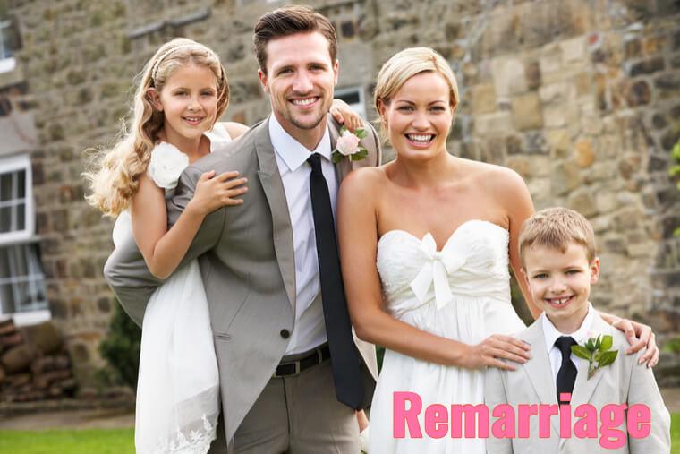 子連れ同士の結婚式