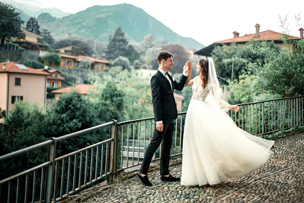 これから増加するであろう、田舎で結婚式を挙げる国際結婚カップル