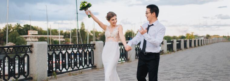 国際結婚した後、どこの国・どこの場所に住むのか?日本人男性と、外国人女性の国際結婚は、日本に住むケースが多い