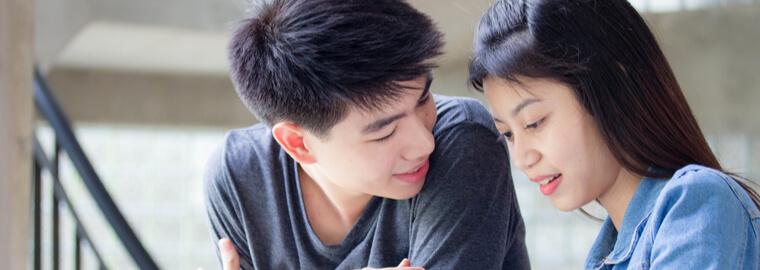国際結婚後に住む国を考えるなら、二人とも日常会話レベルの言語が話せる国が良い