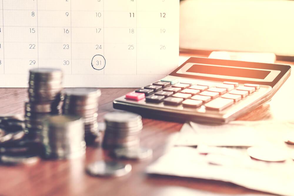税金計算のイメージ
