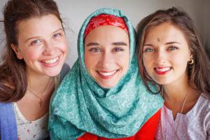 徐々に増えつつあるネパールやスリランカからの留学生