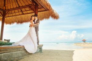 リゾート地での婚姻届提出